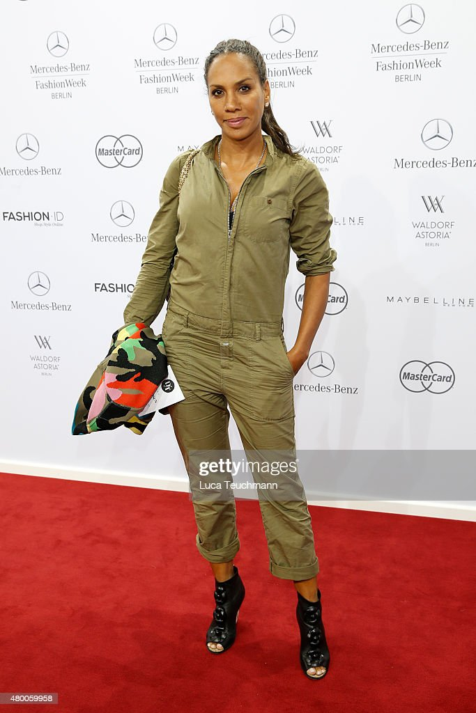 'Designer for Tomorrow' Arrivals - Mercedes-Benz Fashion Week Berlin Spring/Summer 2016