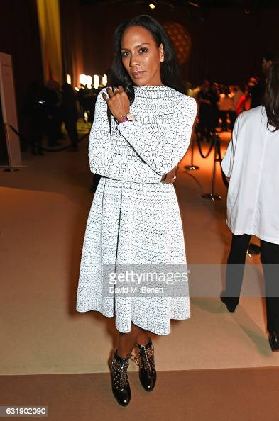 Barbara Becker attends the IWC Schaffhausen 'Decoding the Beauty of Time' Gala Dinner during the launch of the Da Vinci Novelties from the Swiss...