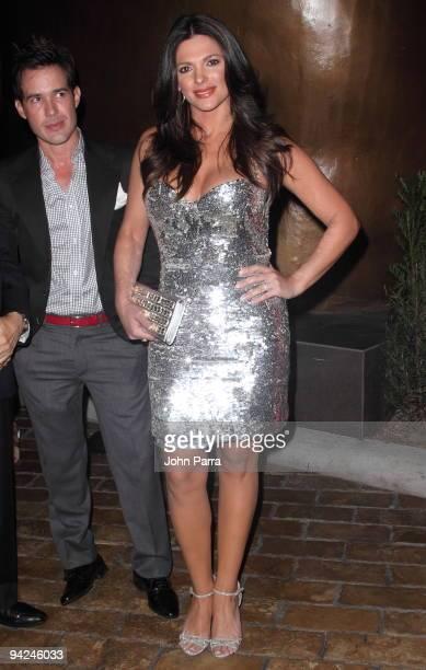 Barbara Bermudo arrives at 2009 Premios People En Espanol at Club 50 at Viceroy Miami on December 9 2009 in Miami Florida