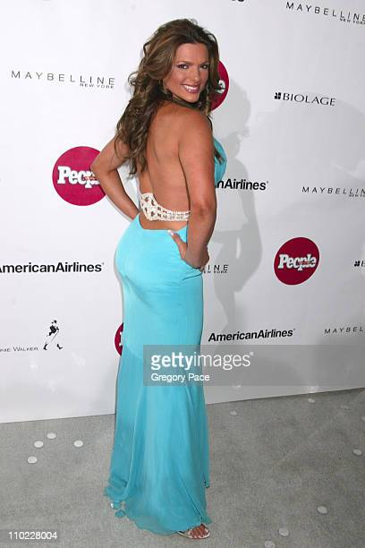 Barbara Bermudo during People En Espanol's 4th Annual '50 Most Beautiful' Gala White Carpet Arrivals at Capitale in New York City New York United...