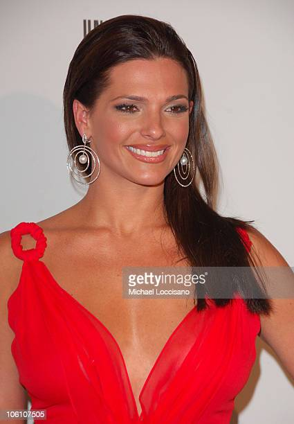 Barbara Bermudo during The 7th Annual Latin GRAMMY Awards Arrivals at Madison Square Garden in New York City New York United States