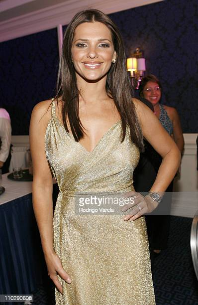Barbara Bermudo during The 7th Annual Latin GRAMMY Awards Official After Party at Sheraton Hotel in New York City New York United States