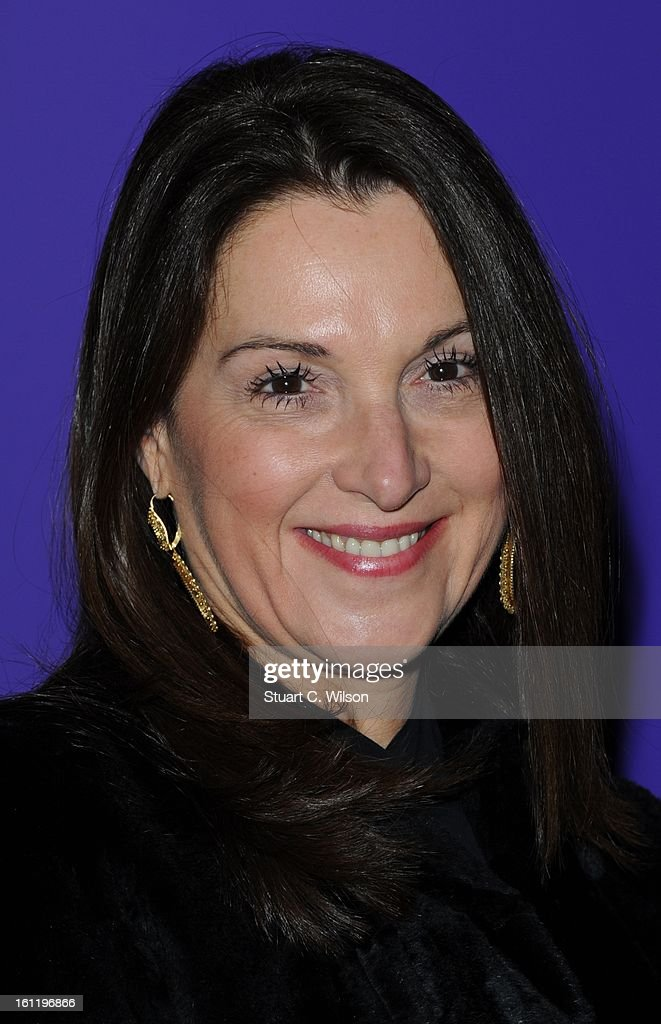 Barbara Broccoli attends the EE British Academy Film Awards nominees party at Asprey London on February 9, 2013 in London, England.