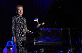 Barbara Carroll performs as the Friars Club Honors Tony Bennett With The Entertainment Icon Award Inside at New York Sheraton Hotel Tower on June 20...