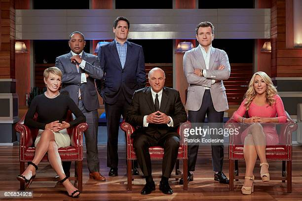 TANK Barbara Corcoran Daymond John Mark Cuban Kevin O'Leary Robert Herjavec and Lori Greiner are the 'Sharks' on ABC's 'Shark Tank'