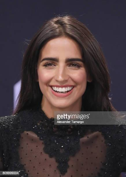 Barbara de Regil attends the Univision's 'Premios Juventud' 2017 Celebrates The Hottest Musical Artists And Young Latinos ChangeMakers at Watsco...