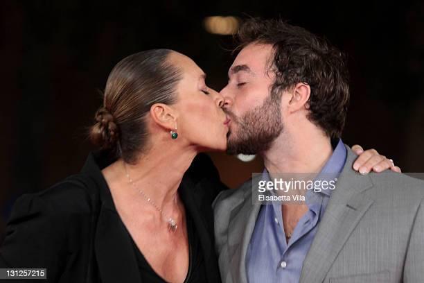 Barbara De Rossi attend the 'Noi Di Settembre' premiere during the 6th International Rome Film Festival on November 3 2011 in Rome Italy