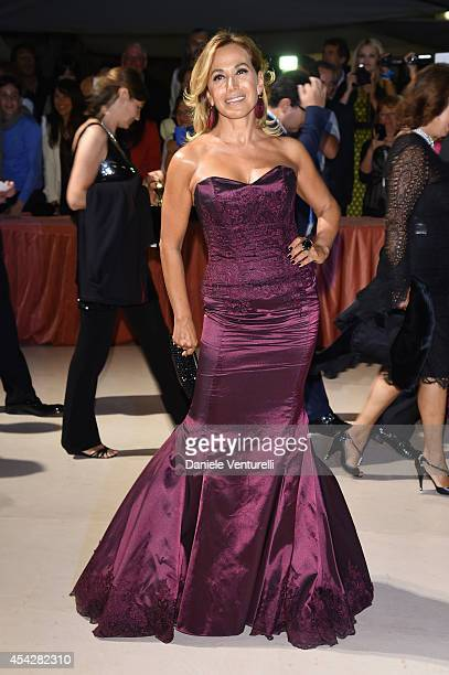 Barbara Durso attends the Opening Dinner during the 71st Venice Film Festival on August 27 2014 in Venice Italy