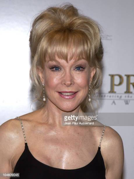 Barbara Eden during The 6th Annual Prism Awards at CBS Television City in Los Angeles California United States