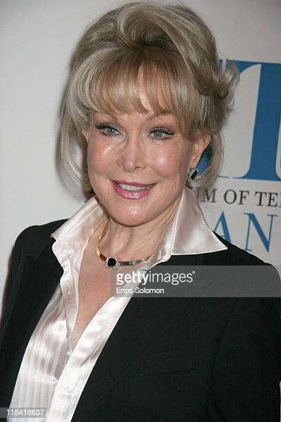 Barbara Eden during The Museum of Television Radio Turns 30 at The Museum of Television and Radio in Beverly Hills CA United States