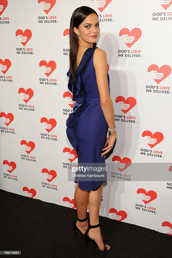 Barbara Fialho attends God's Love We Deliver 2013 Golden Heart Awards Celebration at Spring Studios on October 16, 2013 in New York City.