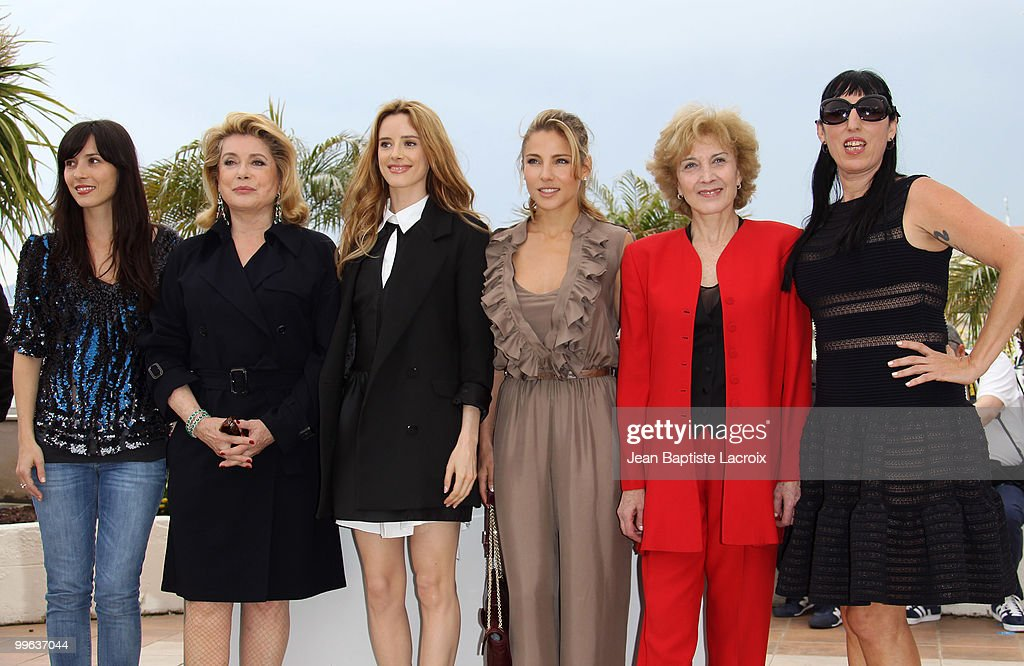 "63rd Annual Cannes Film Festival - ""Homage to Spanish Cinema"" Photo Call"