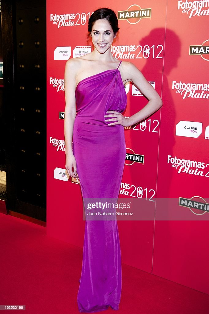 Barbara Gonzalez attends Fotogramas awards 2013 at the Joy Eslava Club on March 11, 2013 in Madrid, Spain.