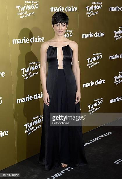 Barbara Lennie attends the 2015 Marie Claire Prix de la Mode at Callao Cinema on November 19 2015 in Madrid Spain