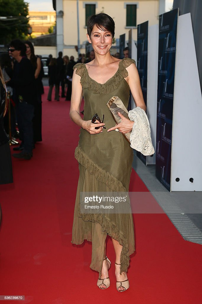 Barbara Livi attends the Nastri D'Argento 2016 Award Nominations at Maxxi Museum on May 31, 2016 in Rome, Italy.