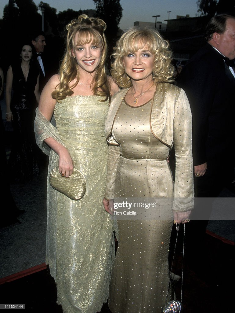 Barbara Mandrell and daughter Jaime Nicole Dudney during 15th Annual Soap Opera Digest Awards at Universal Ampitheater in Universal City, California, United States.