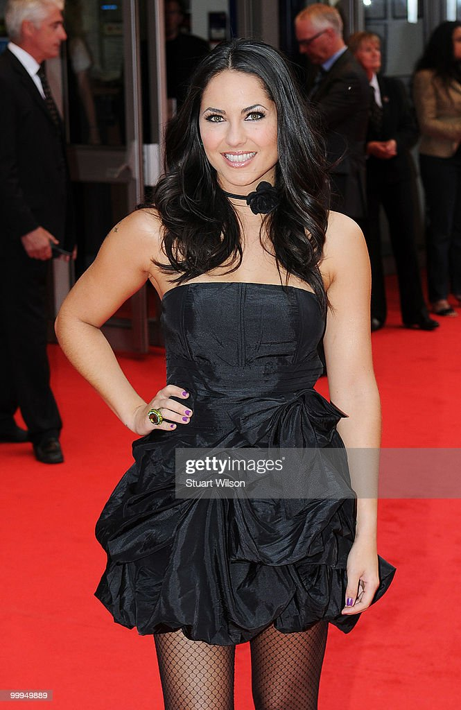 Barbara Mori attends the European Premiere of 'Kites' at Odeon West End on May 18, 2010 in London, England.