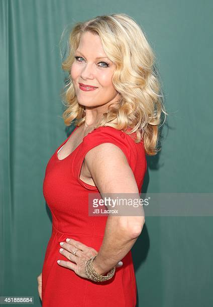 Barbara Niven attends the Television Critics Association Summer Press Tour Hallmark Channel Hallmark Movie Channel Celebration held at the Northpole...