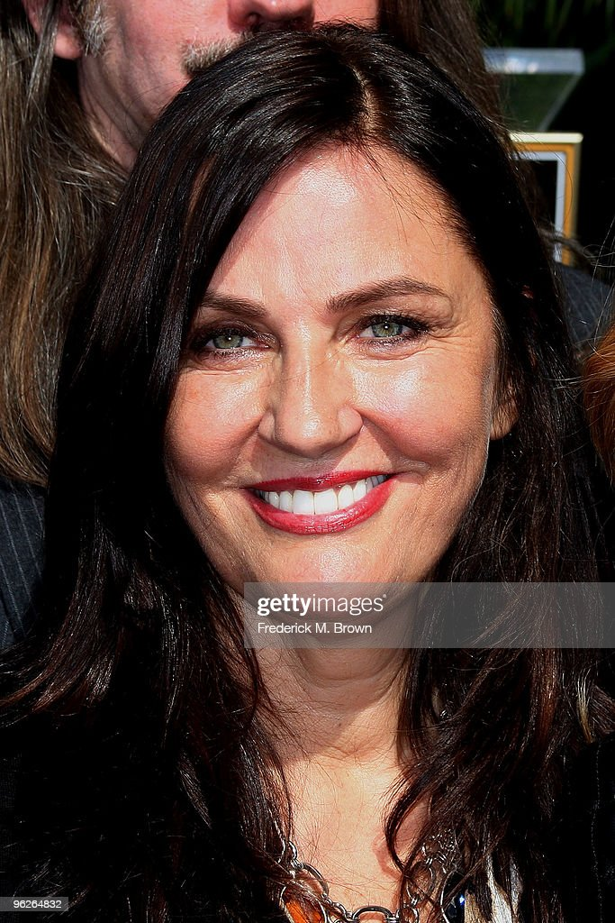 Barbara Orbison attends the installation ceremony for recording artist Roy Orbison at the Hollywood Walk of Fame on January 29, 2010 in Hollywood, California.