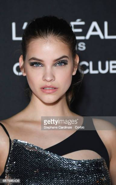 Barbara Palvin attends Gala 20th Birthday of L'Oreal In Cannes during the 70th annual Cannes Film Festival at Martinez Hotel on May 24 2017 in Cannes...