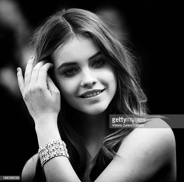 Barbara Palvin attends the 'All Is Lost' Premiere during the 66th Annual Cannes Film Festival on May 22 2013 in Cannes France