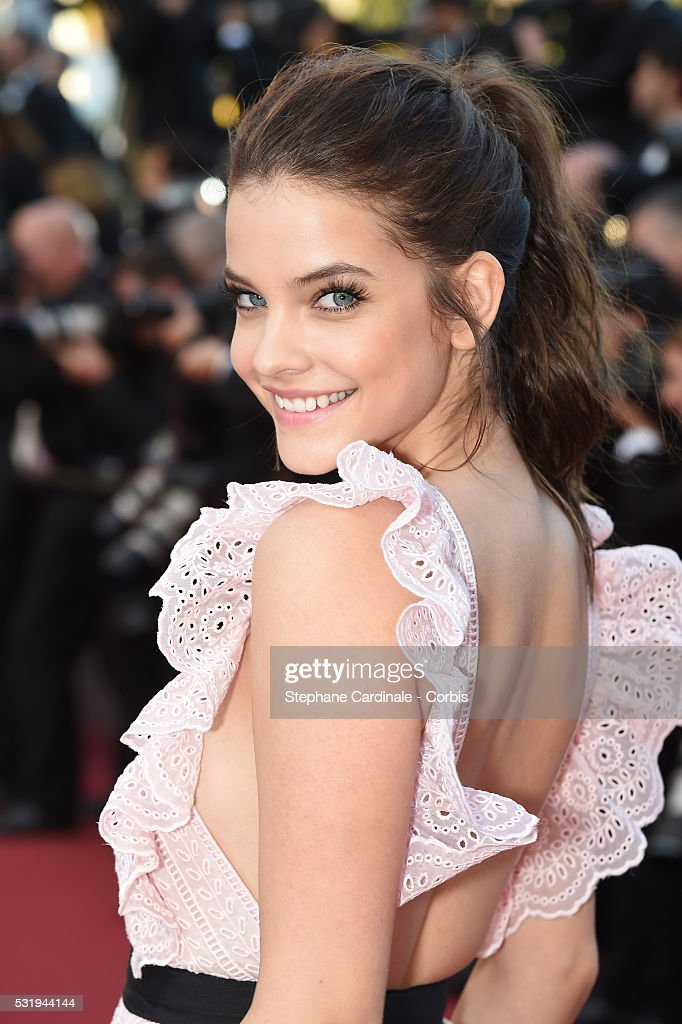 Barbara Palvin attends the 'Julieta' premiere during the 69th annual Cannes Film Festival at the Palais des Festivals on May 17 2016 in Cannes France