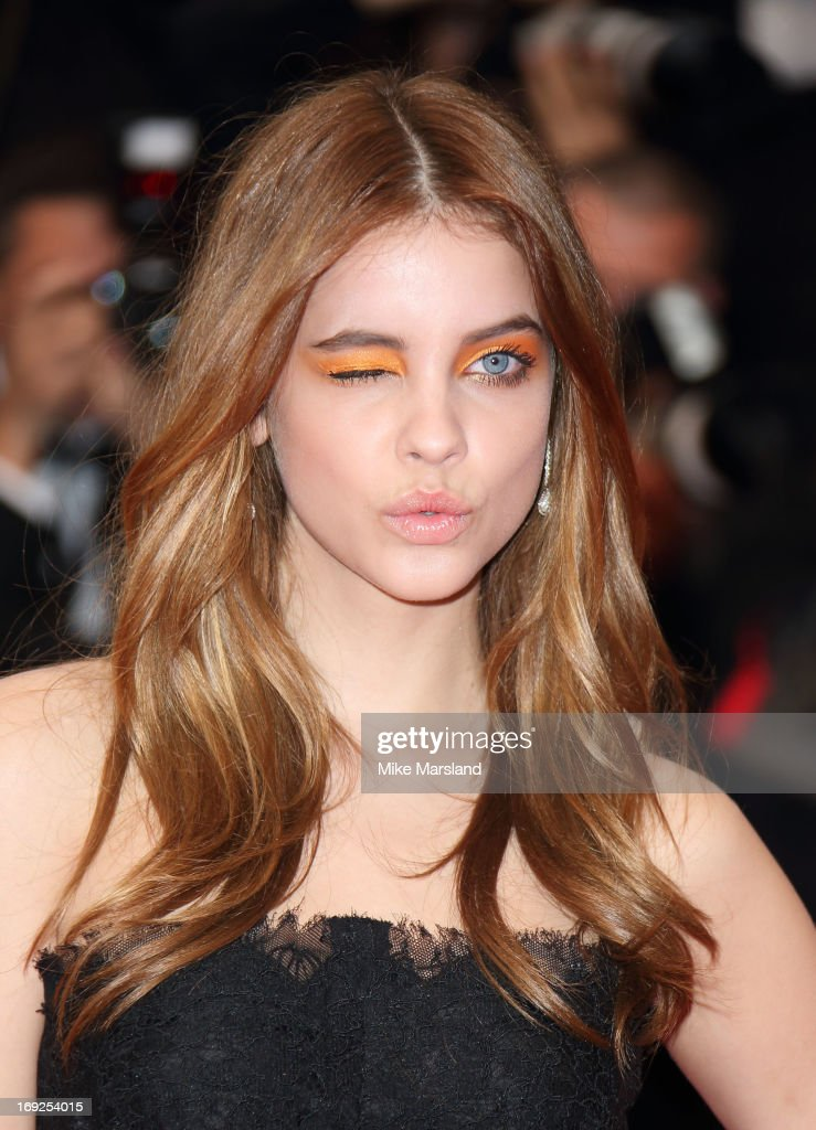 Barbara Palvin attends the Premiere of 'All Is Lost' at The 66th Annual Cannes Film Festival on May 22, 2013 in Cannes, France.
