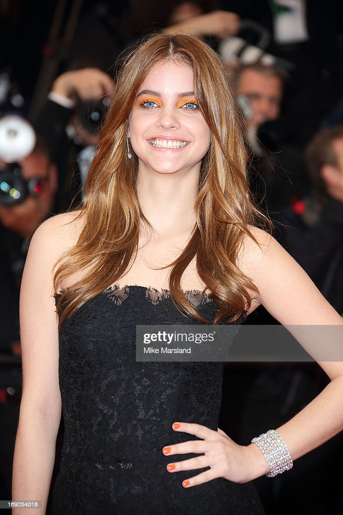 Barbara Palvin attends the Premiere of 'All Is Lost' at The 66th Annual Cannes Film Festival on May 22 2013 in Cannes France
