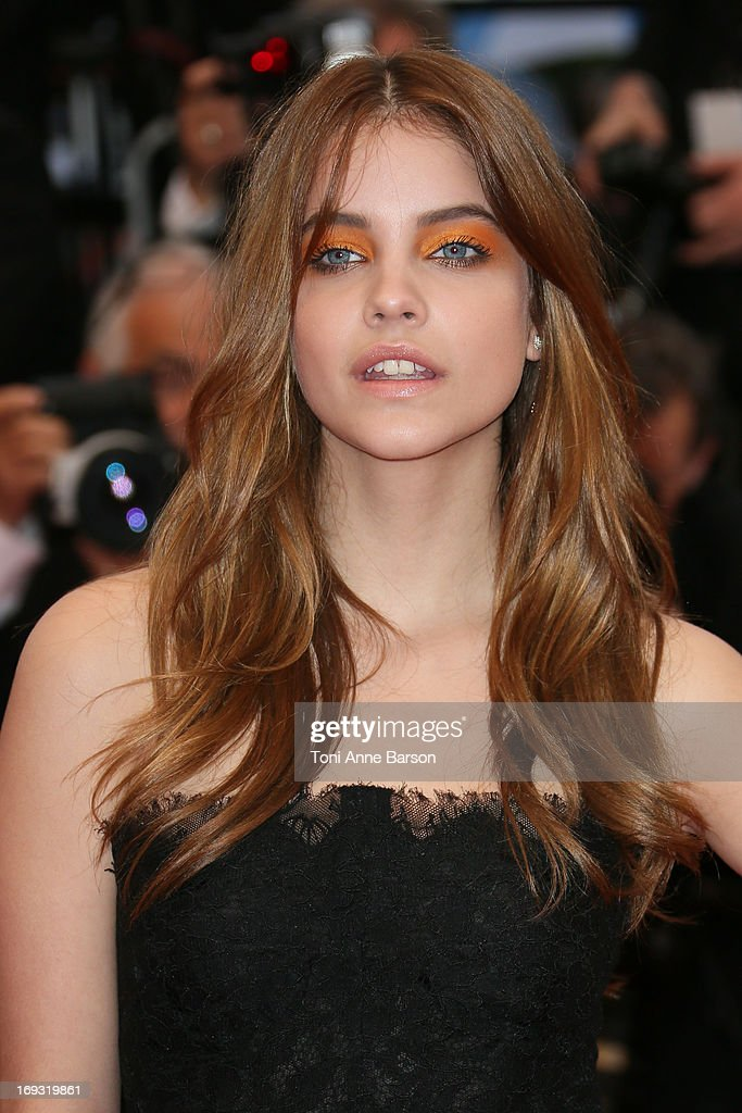 Barbara Palvin attends the Premiere of 'All Is Lost' during The 66th Annual Cannes Film Festival at the Palais des Festivals on May 22 2013 in Cannes...