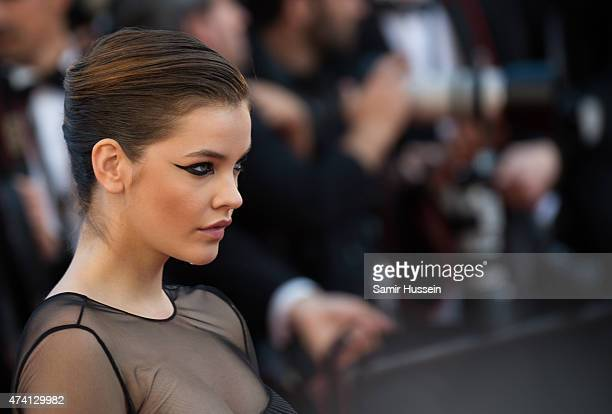Barbara Palvin attends the 'Youth' Premiere during the 68th annual Cannes Film Festival on May 20 2015 in Cannes France