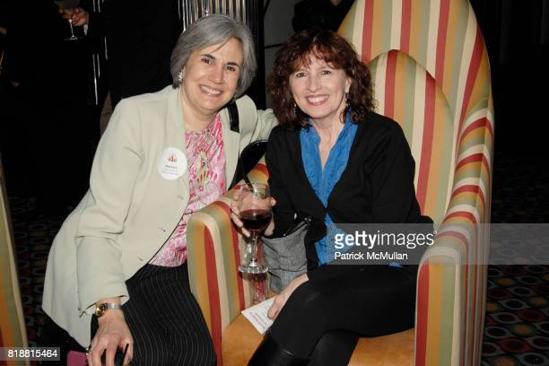 Barbara Perlov and Karen Kauffmann attend LITERACY ASSOCIATES Second Annual Benefit for LITERACY PARTNERS at Carnival on April 27 2010 in New York...