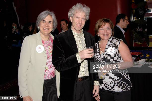 Barbara Perlov Craig Lowi and Susan McLean attend LITERACY ASSOCIATES Second Annual Benefit for LITERACY PARTNERS at Carnival on April 27 2010 in New...