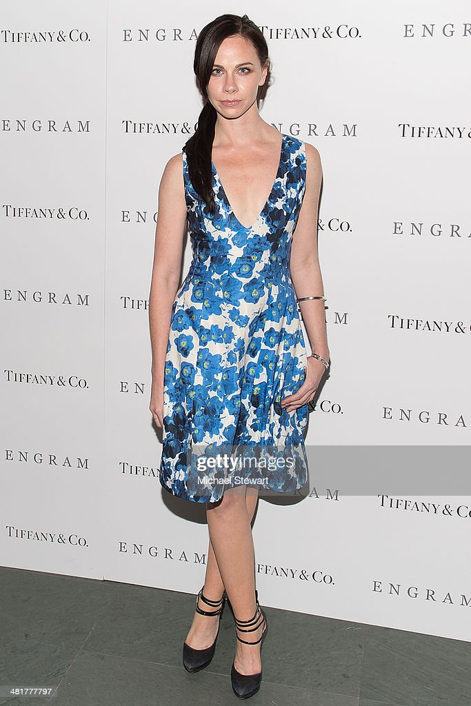 Barbara Pierce Bush attends the 'Engram' screening at the Celeste Bartos Theater at the Museum of Modern Art on March 31, 2014 in New York City.
