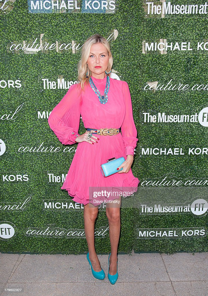 Barbara Regna attends 2013 Couture Council Fashion Visionary Awards at David H. Koch Theater, Lincoln Center on September 4, 2013 in New York City.