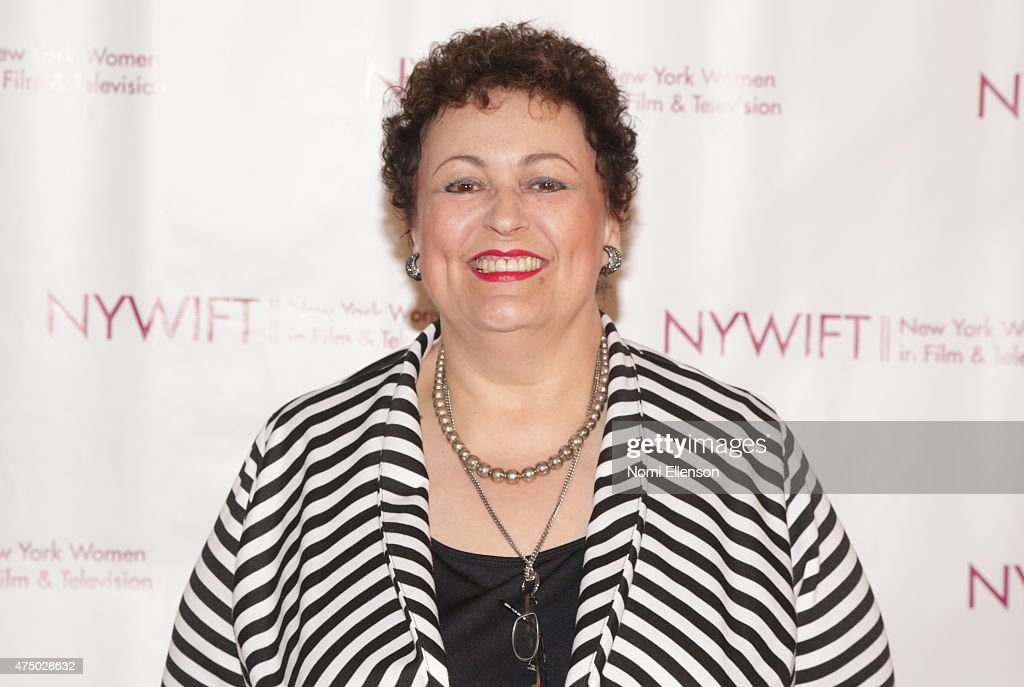 Barbara Rosenblat attends the 2015 New York Women in Film & Television Designing Women Awards Gala at Scholastic Auditorium on May 28, 2015 in New York City.