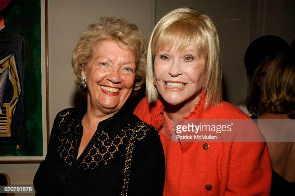 Barbara Saltzman and Marlene Sexton attend 'PARTY FAVORS' by Nicole Sexton Book Release Party at Michael's on July 29 2008 in New York City