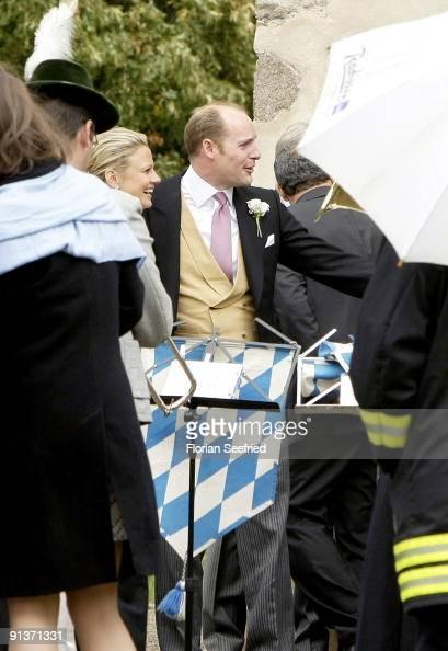 Barbara Schöneberger Hochzeit Stock Fotos Und Bilder