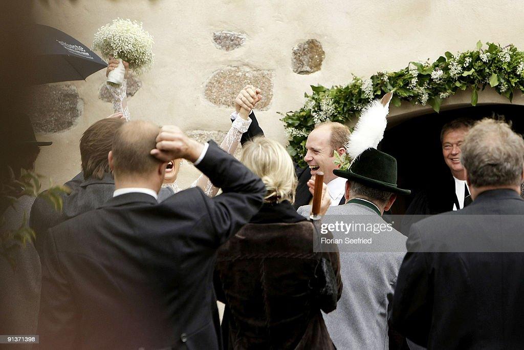Barbara Schoeneberger Wedding