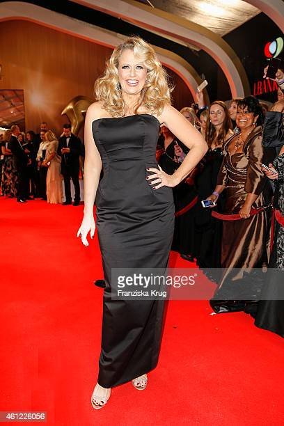 Barbara Schoeneberger arrives at the Bambi Awards 2014 on November 13 2014 in Berlin Germany