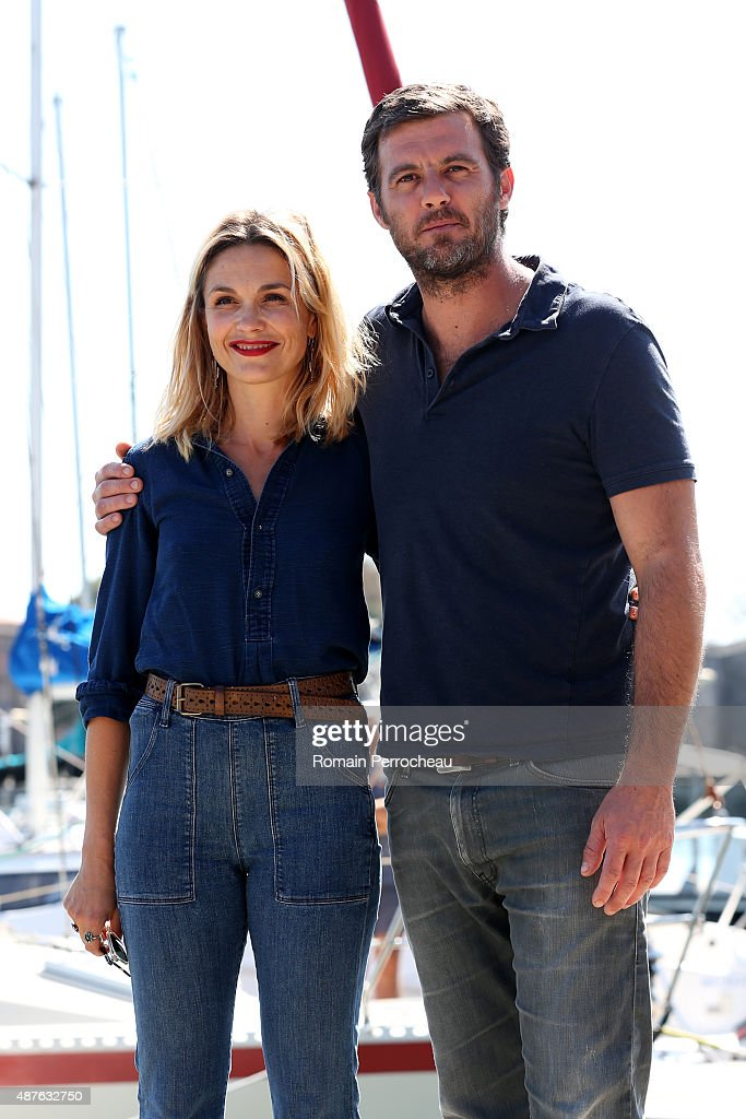 'Le Mystere Du Lac' Photocall - 17th Festival of TV Fiction At La Rochelle
