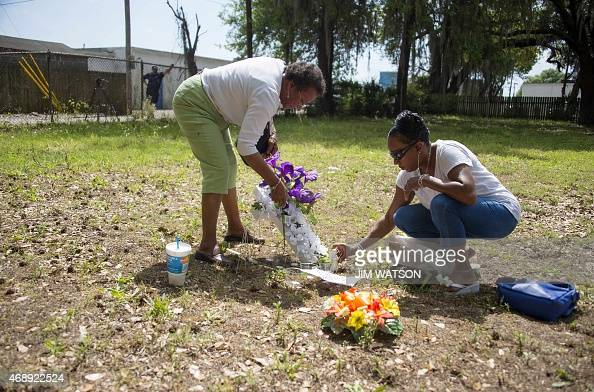 Barbara Scott cousin of Walter Scott the 50yearold man who was killed after being fired at eight times as he ran away from an officer after a traffic...