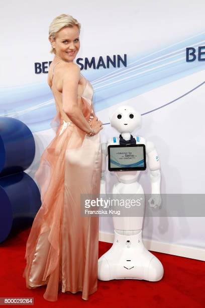 Barbara Sturm attends the 'Bertelsmann Summer Party' at Bertelsmann Repraesentanz on June 22 2017 in Berlin Germany