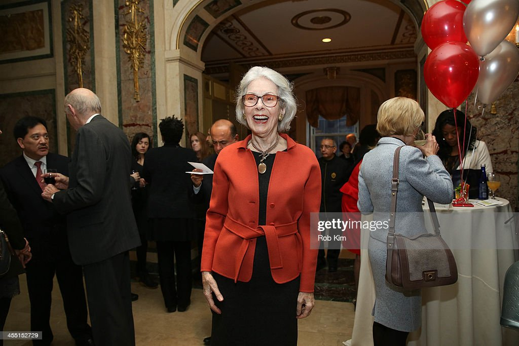 Barbara Tober attends Police Athletic League's 25th Annual Women of the Year Luncheon at The Plaza Hotel on December 11, 2013 in New York City.