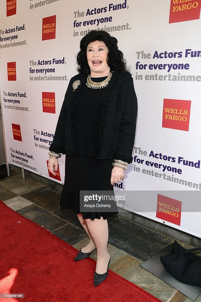 Barbara Van Orden arrives at The Actors Fund 17th Annual Tony Awards Viewing Party held at Taglyan Cultural Complex on June 9, 2013 in Hollywood, California.
