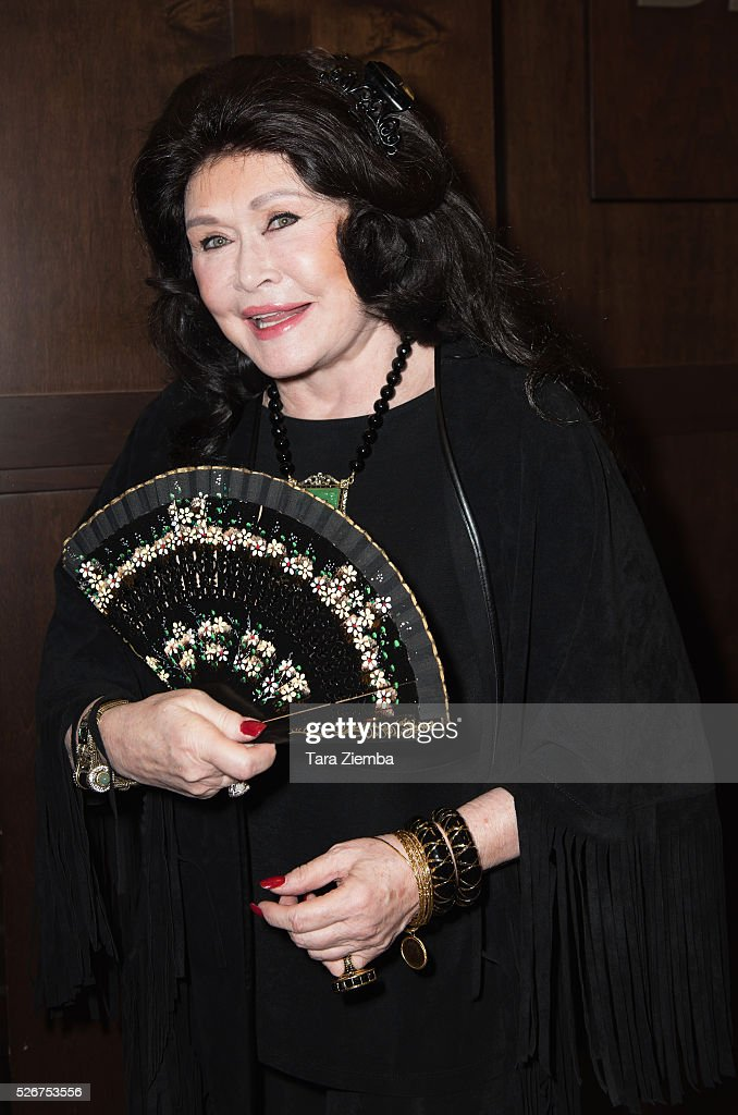 Barbara Van Orden attends Toni and Caroline Tennilles book signing for 'Toni Tennille' A Memoir' at Barnes & Noble at The Grove on April 30, 2016 in Los Angeles, California.