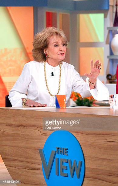 THE VIEW Barbara Walters and Mario Cantone guest cohost Guests include Lisa Edelsetin and Paul Adelstein and YouTube stars Evan today Wednesday...