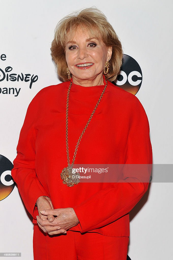<a gi-track='captionPersonalityLinkClicked' href=/galleries/search?phrase=Barbara+Walters&family=editorial&specificpeople=201871 ng-click='$event.stopPropagation()'>Barbara Walters</a> attends A Celebration of <a gi-track='captionPersonalityLinkClicked' href=/galleries/search?phrase=Barbara+Walters&family=editorial&specificpeople=201871 ng-click='$event.stopPropagation()'>Barbara Walters</a> Cocktail Reception Red Carpet at the Four Seasons Restaurant on May 14, 2014 in New York City.