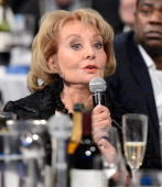 Barbara Walters attends 'Howard Stern's Birthday Bash' presented by SiriusXM produced by Howard Stern Productions at Hammerstein Ballroom on January...
