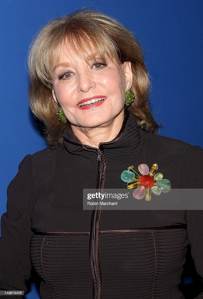 Barbara Walters attends the 2012 National Dance Institute gala at Best Buy Theater on May 3, 2012 in New York City.