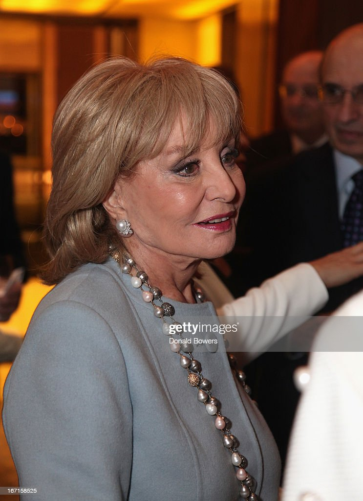 <a gi-track='captionPersonalityLinkClicked' href=/galleries/search?phrase=Barbara+Walters&family=editorial&specificpeople=201871 ng-click='$event.stopPropagation()'>Barbara Walters</a> attends The Through The Kitchen Party Benefit For Cancer Research Institute on April 21, 2013 in New York City.
